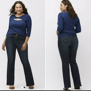 Lane Bryant HighRise Boot Tighter Tummy Technology